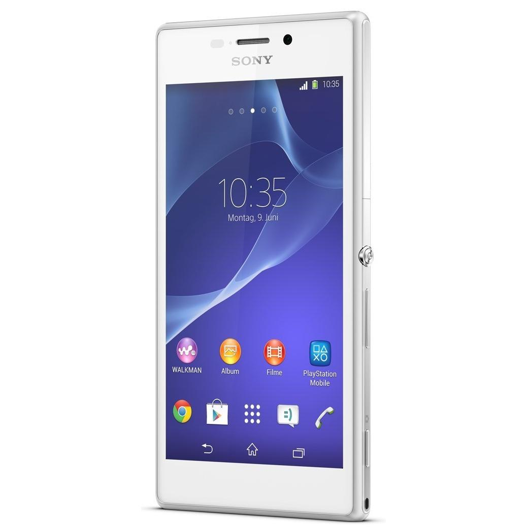 Sony Xperia M2 8 Go - Blanc - Débloqué