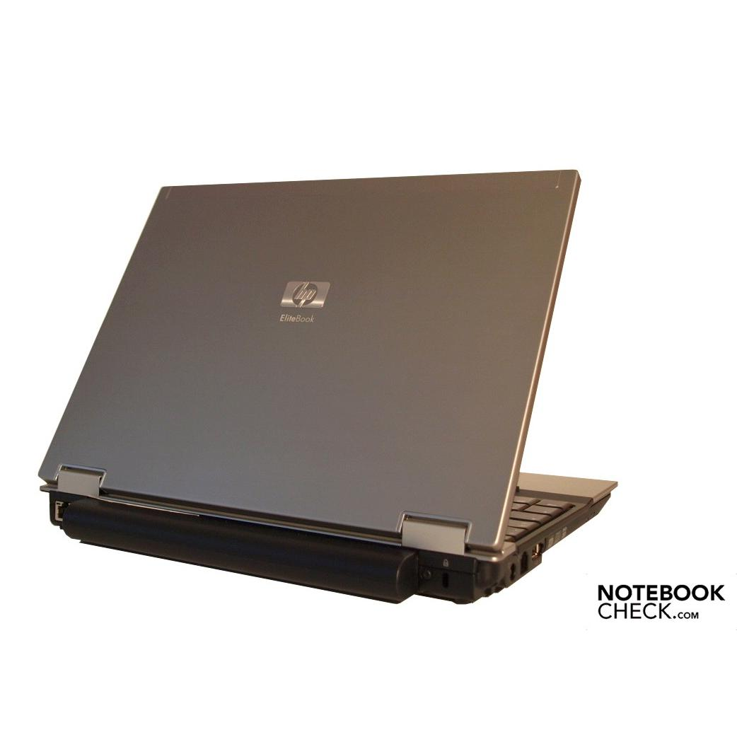 Hp Elitebook 2510p - Core2Duo L9400 1.86  GHz -  120  Go - RAM 2 Go Go