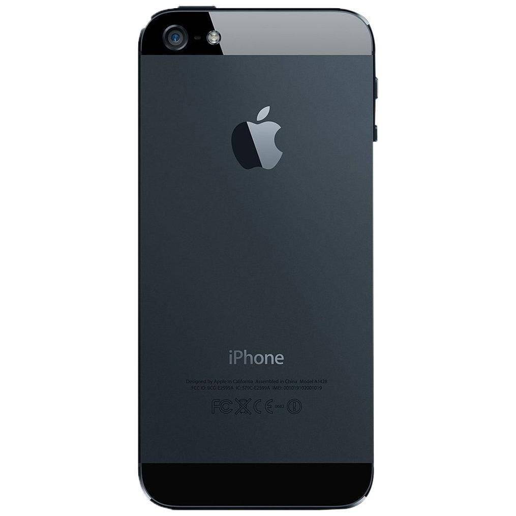 iPhone 5 16 Go - Noir - Virgin