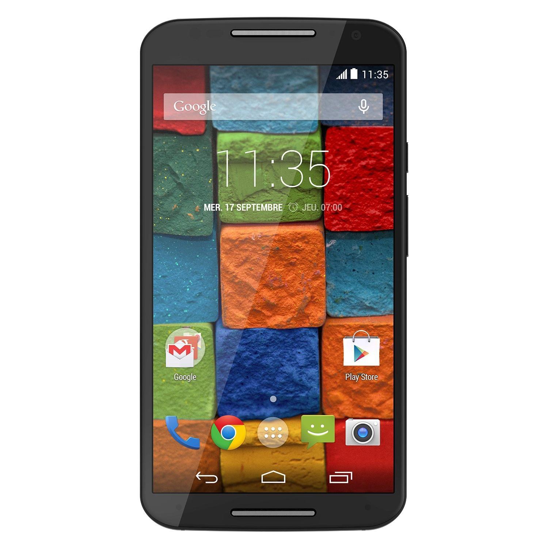 Motorola Moto X (2ème Génération) 16 Go Noir - Débloqué
