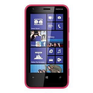Nokia Lumia 620 8 Go Rose - Débloqué