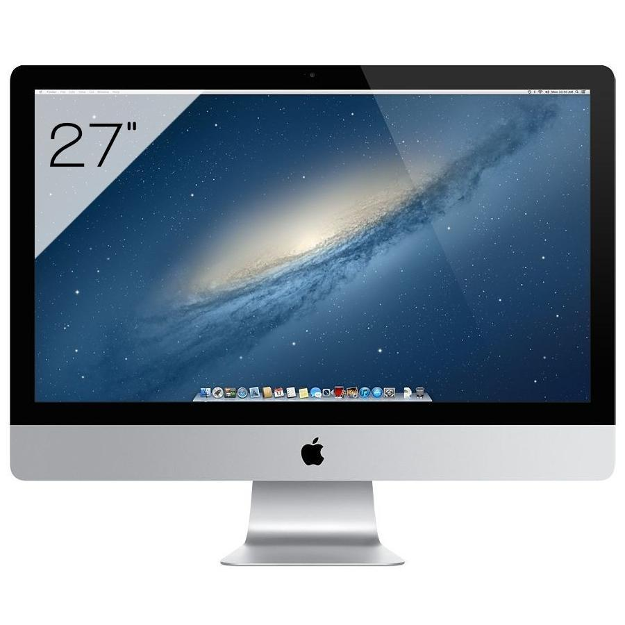 "iMac 27"" Intel Core i5 2.66 GHz GHz  - HDD 1 To - RAM 4 Go"