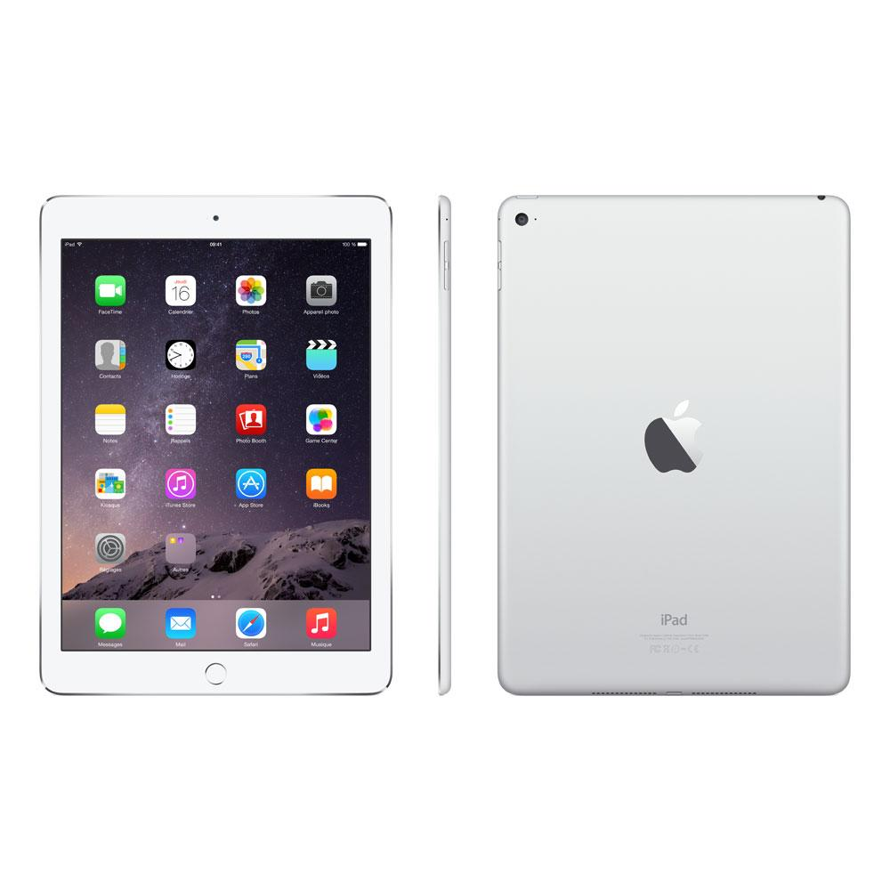 iPad Air 2 128 Go - Wifi - Argent