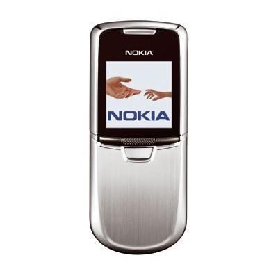 Nokia 8800 Silver - Débloqué