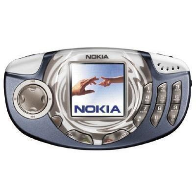 Nokia 3300 Bleu Anthracite Débloqué