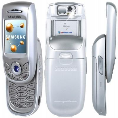 Samsung SGH-E800 - Argent