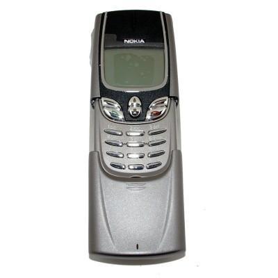 Nokia 8850 Silver