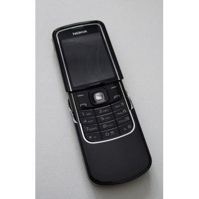 Nokia 8600 Luna - Noir