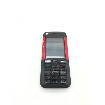 Nokia 5310 XpressMusic - Rouge