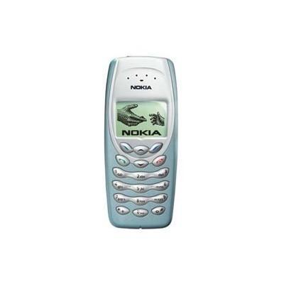 Nokia 3410 - Bleu/Gris
