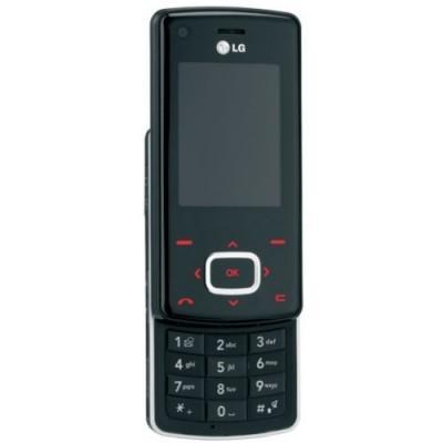 LG KG800 - Noir - Débloqué
