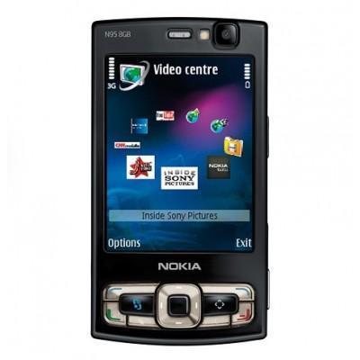 Nokia N95 8go - Noir