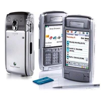 Sony Ericsson P910i - Gris