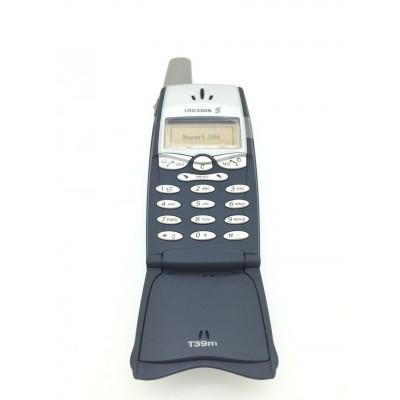 Ericsson T39m - Bleu/Gris