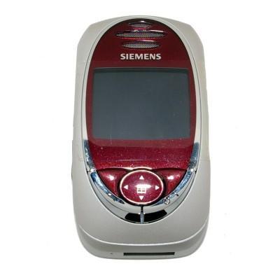 Siemens SL55 - Rouge/Beige