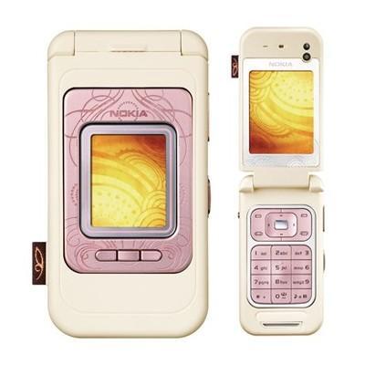 Nokia 7390 - Rose