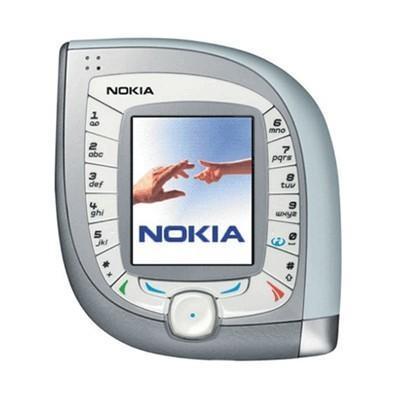 Nokia 7600 - Gris