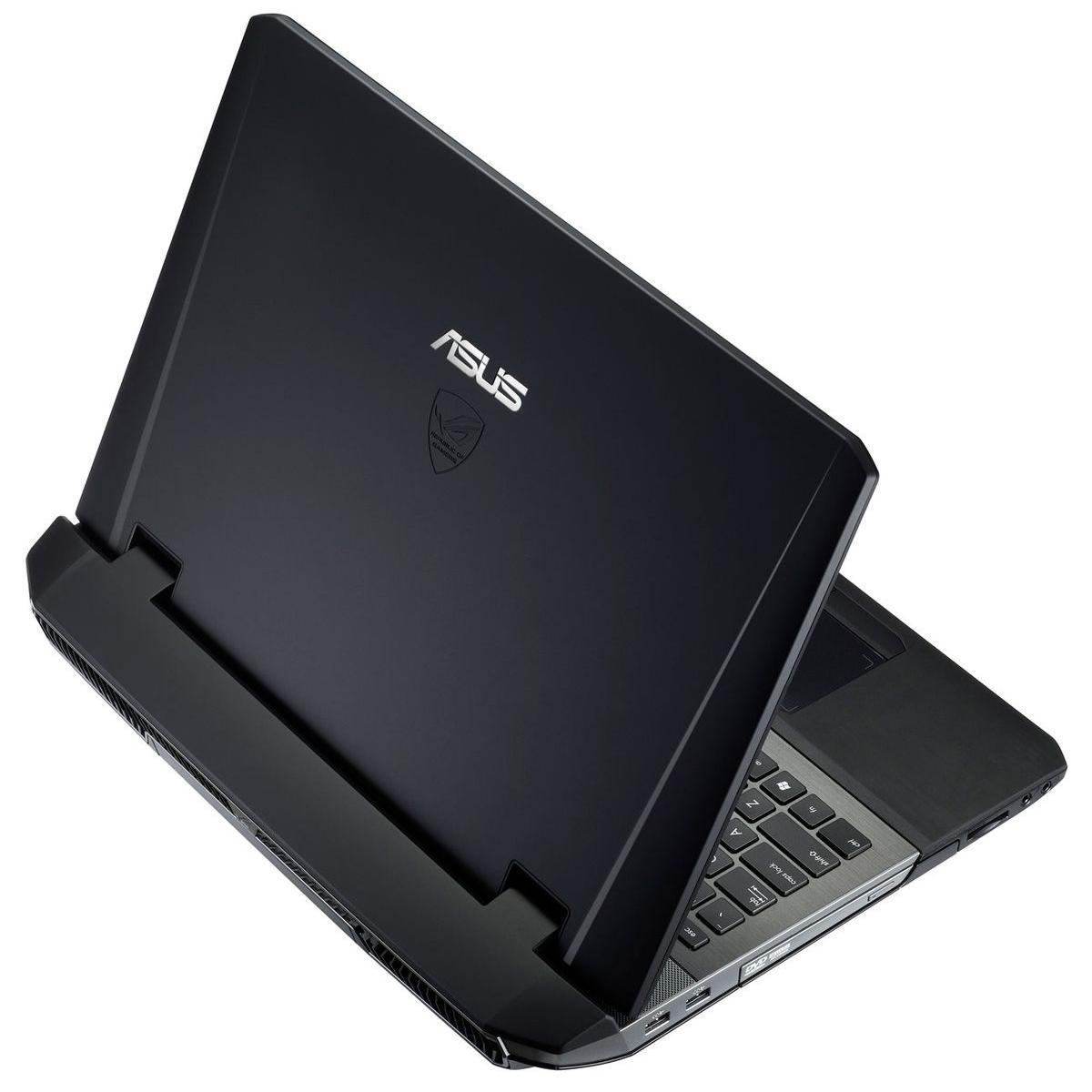 "Asus G75VX-T4034H 17,3""  Core i7-3630QM (2.4 GHz) GHz  - HDD  - RAM 16 Go"