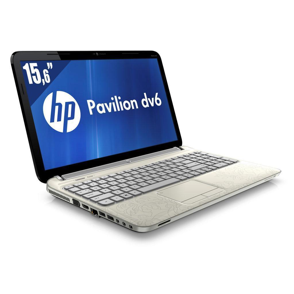 Hp PAVILION DV6-6B65SF -  Intel Core i5-2430M (2.4 ) GHz -  750 go Go - RAM 8 GO Go