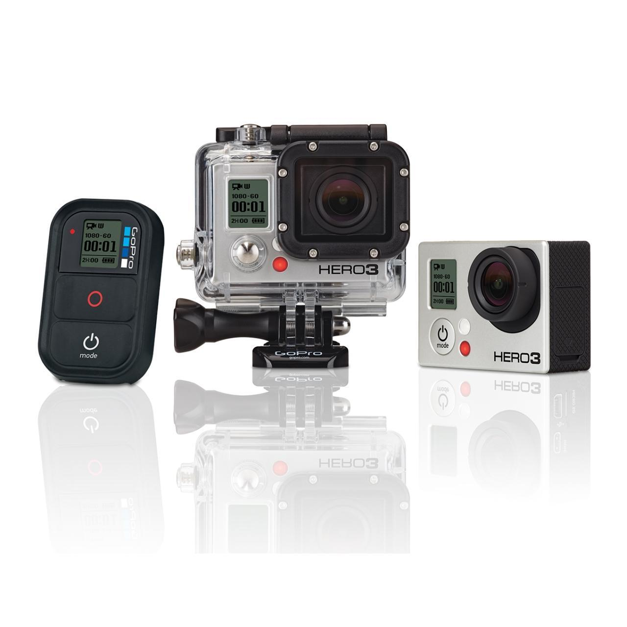 Caméra GoPro Hero 3 HD Black Edition Wifi
