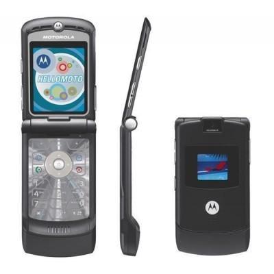 Motorola V3i noir