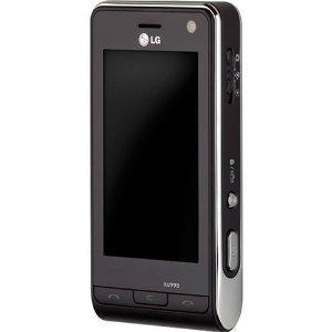 LG Viewty KU990 - Noir - Débloqué
