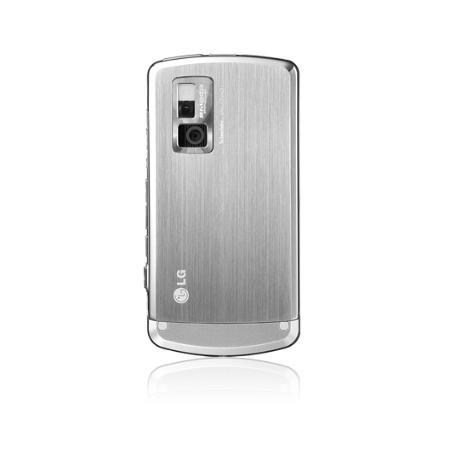 LG Shine KE970 - Métal - Débloqué