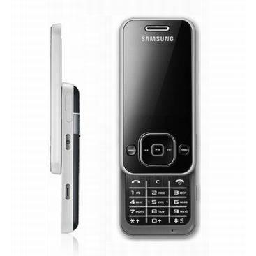 Samsung SGH-F250 Noir/Blanc Débloqué