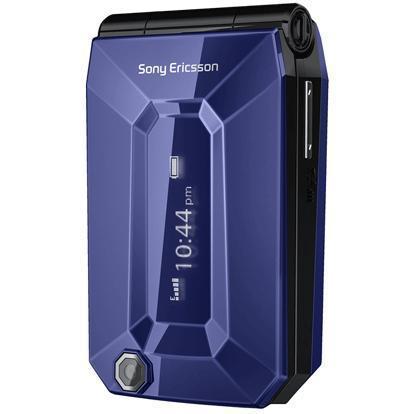 Sony Ericsson BeJoo Bleu Débloqué
