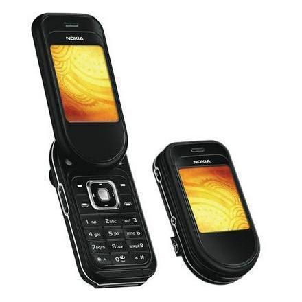Nokia 7370 Noir Débloqué