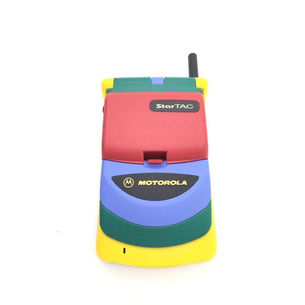 Motorola StarTac 70 Rainbow Débloqué