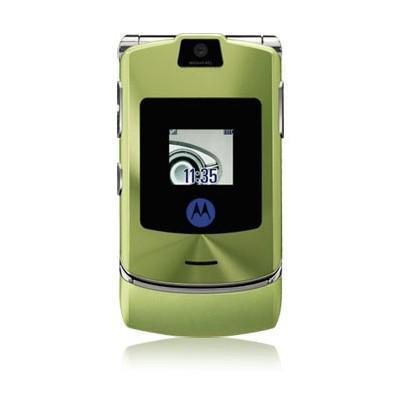 Motorola V3 Vert Débloqué