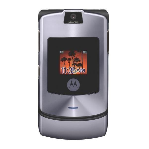 Motorola V3i Gris Mat Débloqué