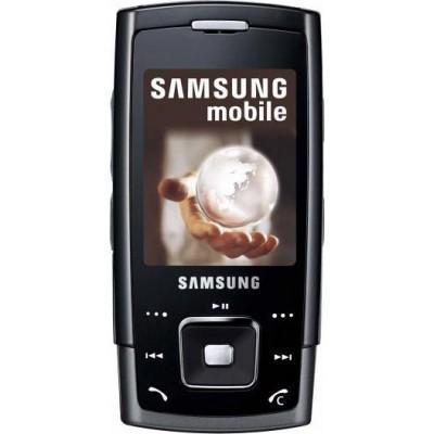Samsung SGH-E900 Noir Débloqué