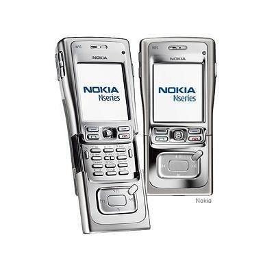 Nokia N91 - Gris - Débloqué