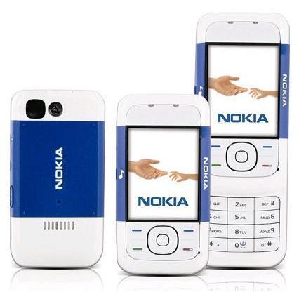 Nokia 5200 Bleu Débloqué