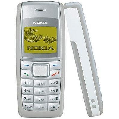 Nokia 1110i Gris Clair Débloqué