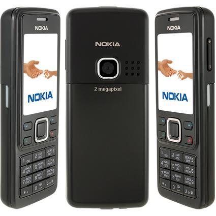 Nokia 6300 Noir Débloqué