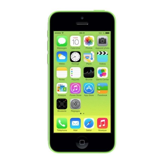 iPhone 5C 16 Go - Vert - Virgin