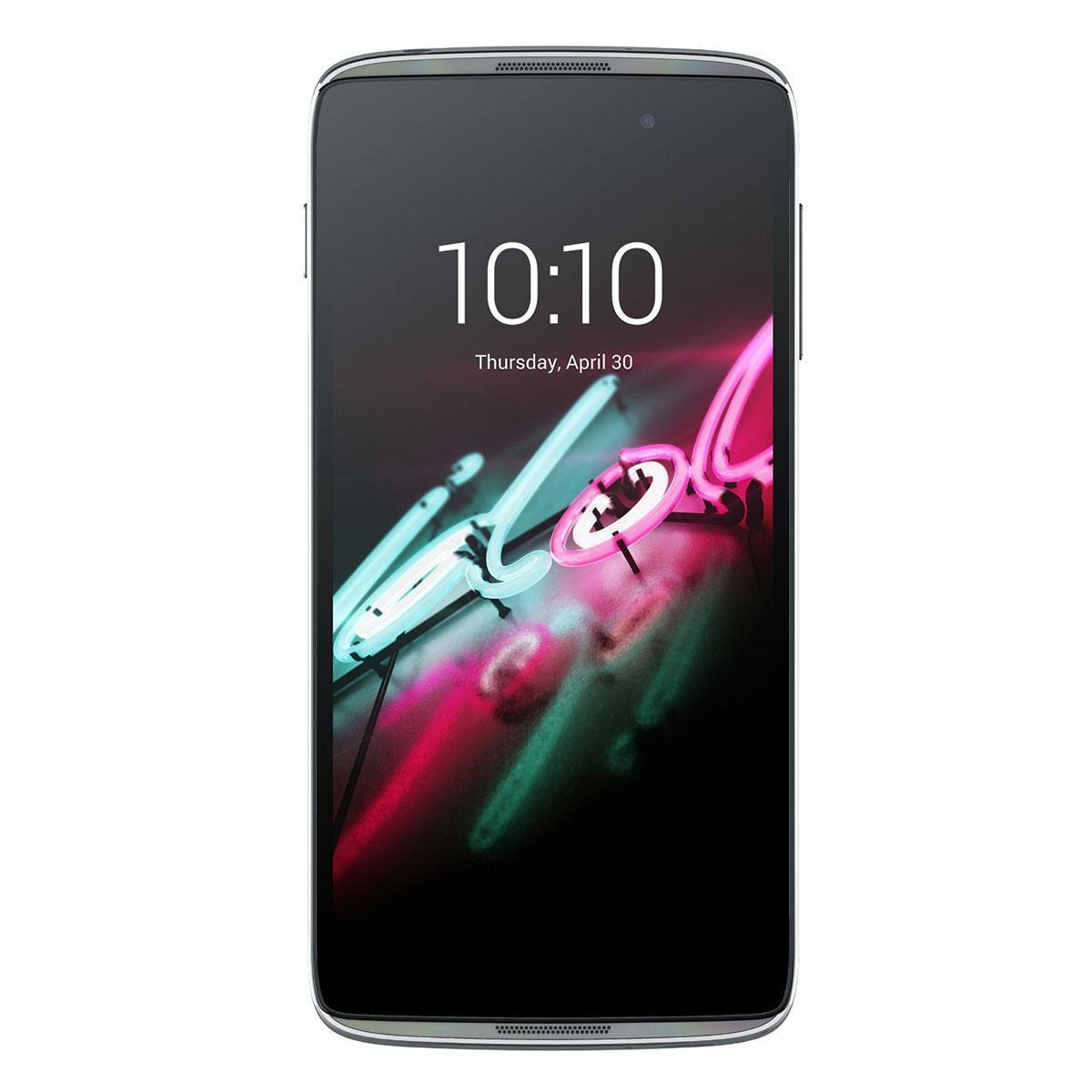 Alcatel One Touch Idol 3 8 Go - Gris - libre