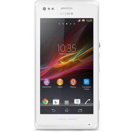 Sony Xperia M 4 GB - Weiß - Ohne Vertrag