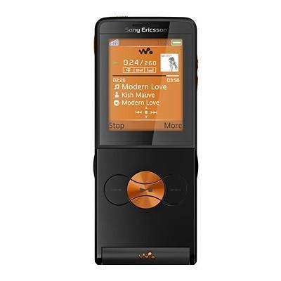 Sony Ericsson W350i - Noir - Débloqué