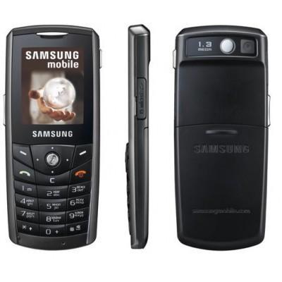 Samsung SGH-E200 - Noir - Débloqué