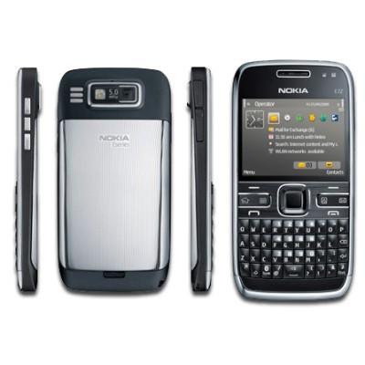 Nokia E72 - Silver - Débloqué