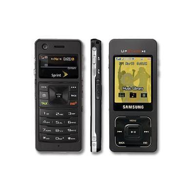 Samsung SGH-F300 - Noir - Débloqué