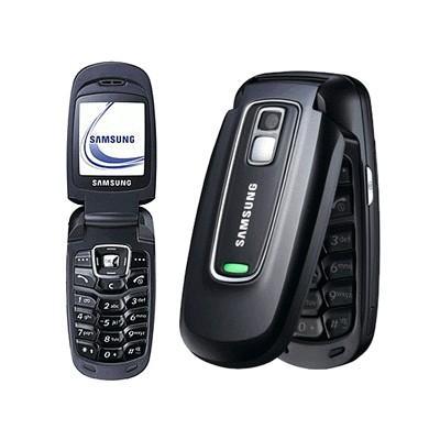 Samsung SGH-X650 - Noir - Débloqué