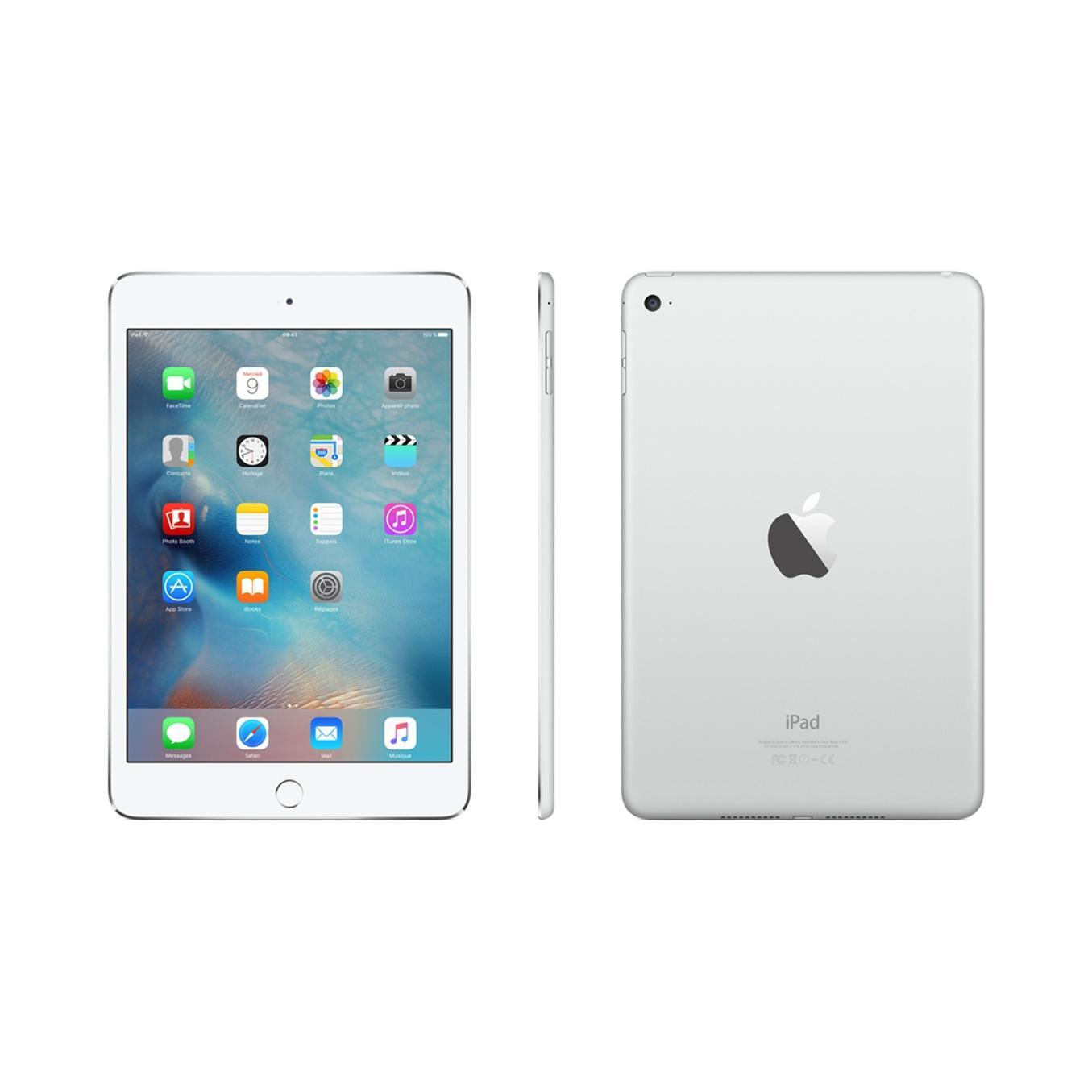 iPad mini 4 7.9'' 128 Go - Wifi - Argent
