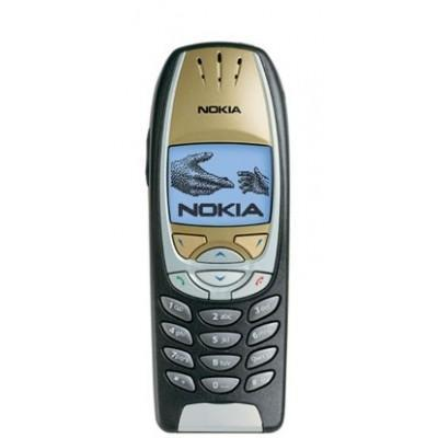 Nokia 6310i Black & Gold