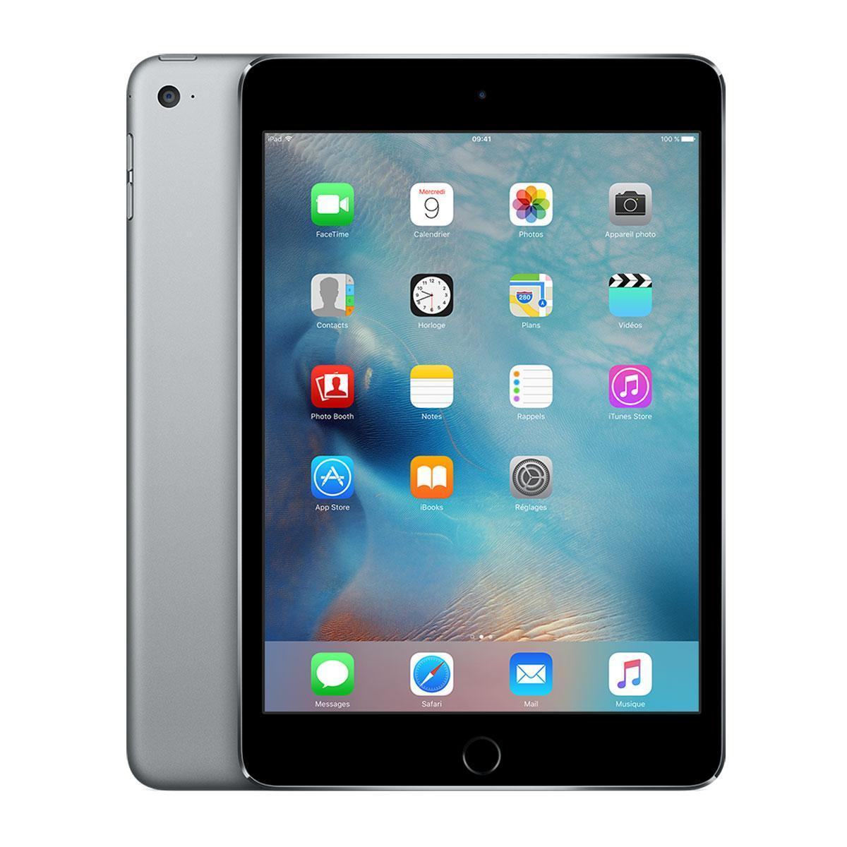 iPad mini 4 128 GB - Wifi + 4G - Gris espacial - Libre