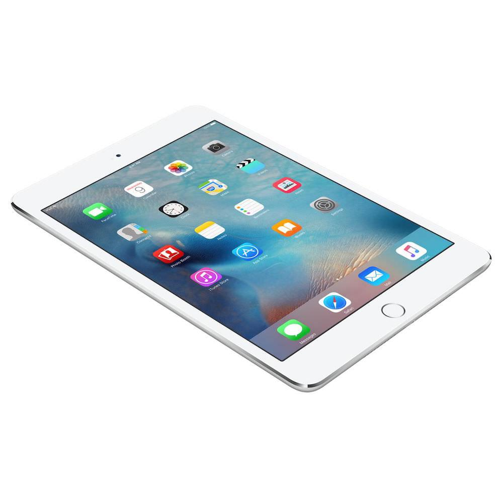 iPad mini 4 16 Go 4G - Argent - Débloqué